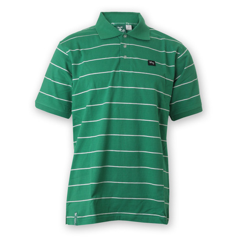 LRG - Grass Roots Striped Polo