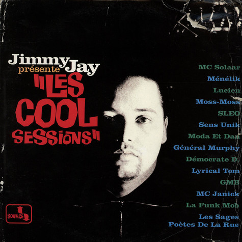 Jimmy Jay presents - Les cool sessions
