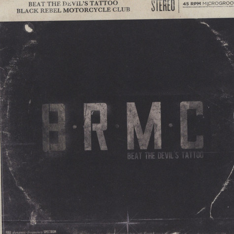 Black Rebel Motorcycle Club - Beat The Devil's Tattoo Limited Edition Digipack