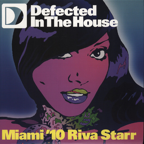 V.A. - Defected in the house - Miami 10 EP 2