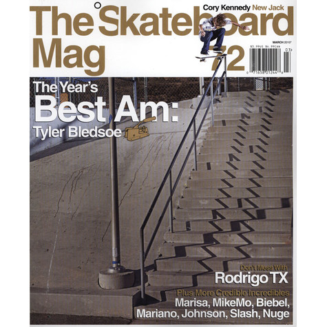 The Skateboard Mag - 2010 - 03 - March