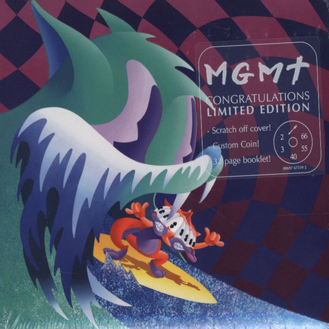 MGMT - Congratulations Deluxe Edition