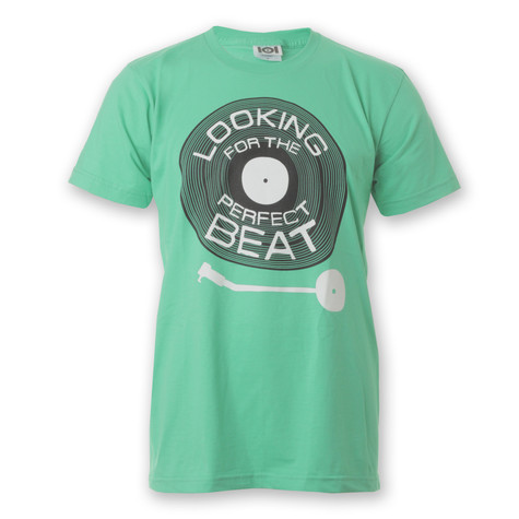 101 Apparel - Looking For The Perfect Beat T-Shirt