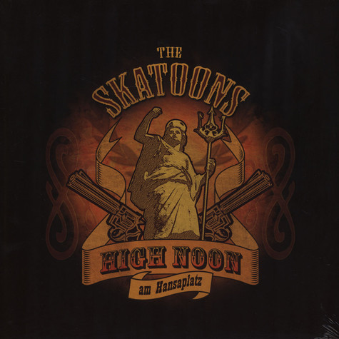 Skatoons, The - High Noon Am Hansaplatz