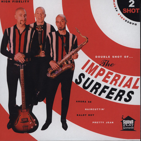 Imperial Surfers - 2 Shot EP