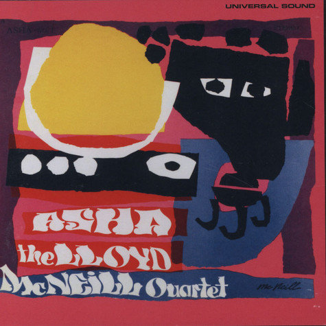 Lloyd McNeill Quartet, The - Asha