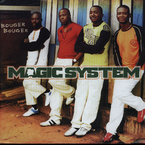 Magic System - Bouger bouger