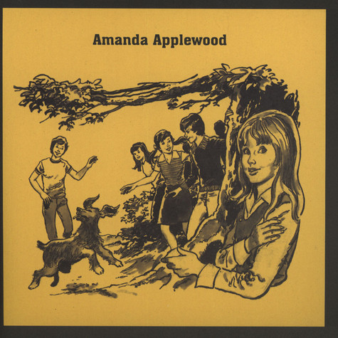 Amanda Applewood - The Amanda Applewood EP