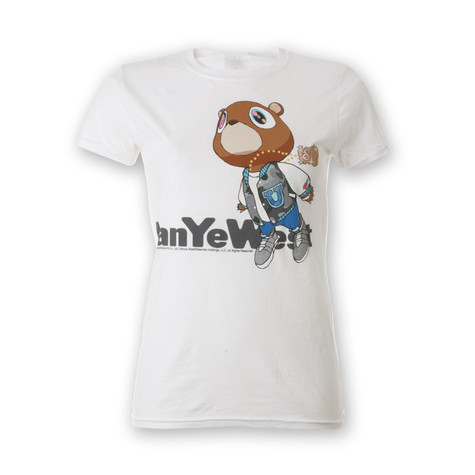 Kanye West - Flying Bear Women T-Shirt