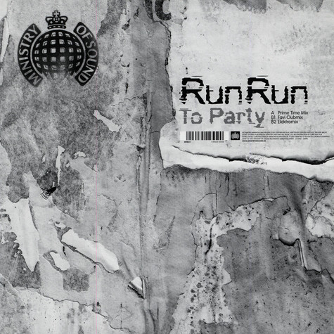 Run Run - To party