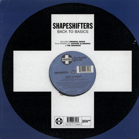 Shapeshifters - Back to basics