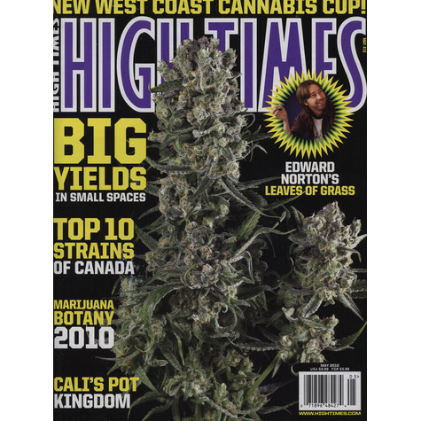 High Times Magazine - 2010 - 05 - May