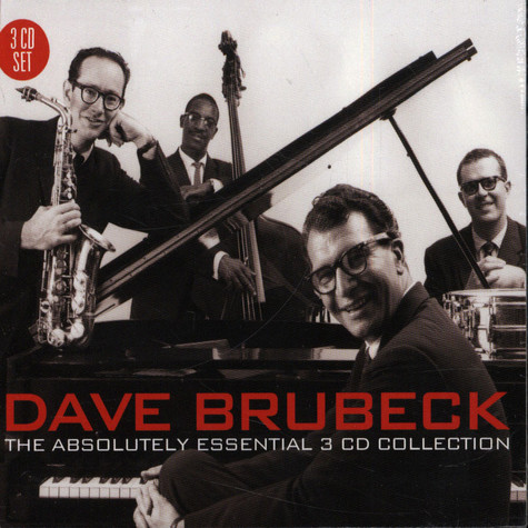 Dave Brubeck - The Absolutely Essential Collection