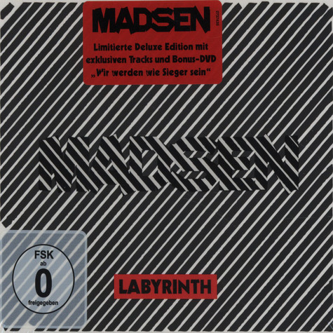 Madsen - Labyrinth Deluxe Edition