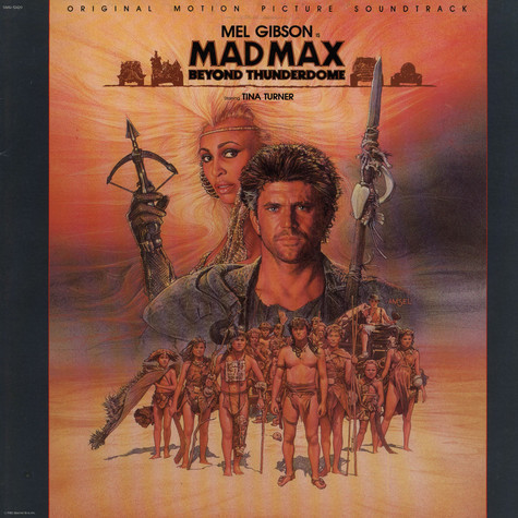 V. A. - OST-Mad Max Beyond Thunderdome
