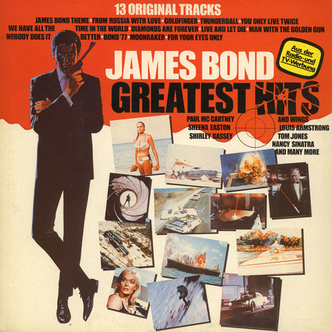 V.A. - James Bond Greatest Hits