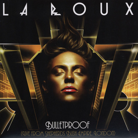 La Roux - Bulletproof Live & Remixed