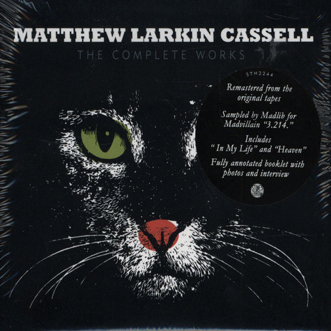 Matthew Larkin Cassell - The Complete Works