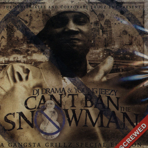 Young Jeezy - Can't Ban The Snowman Screwed