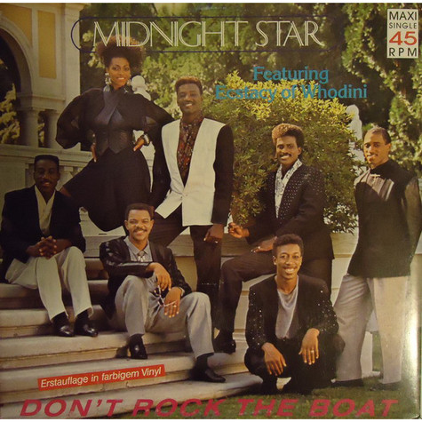 Midnight Star - Don't Rock The Boat feat. Ecstacy