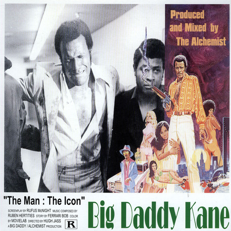 Big Daddy Kane - The Man: The Icon