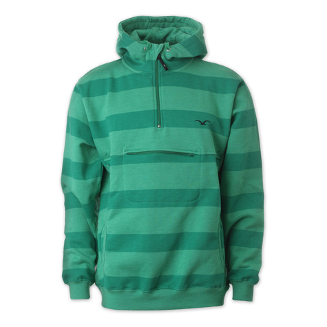 Cleptomanicx - Hooded Stripe Special Hoodie