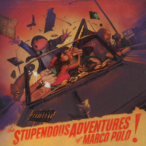 Marco Polo - The Stupendous Adventures Of Marco Polo