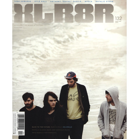 XLR8R Magazine - 2010 - March / April - Issue 132