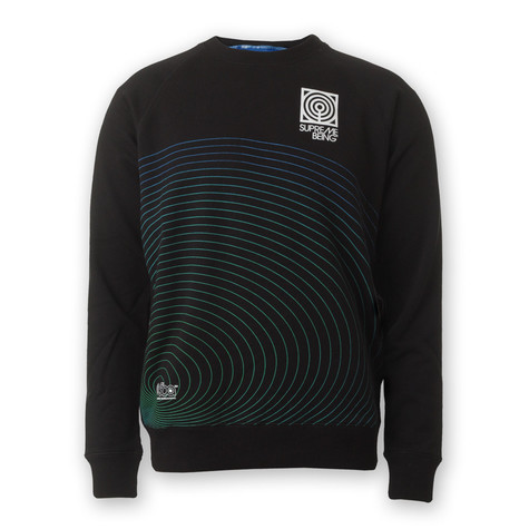 Supreme Being - Stereo Crew Sweater