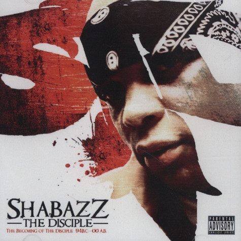 Shabazz the Disciple - The Becoming of the Disciple