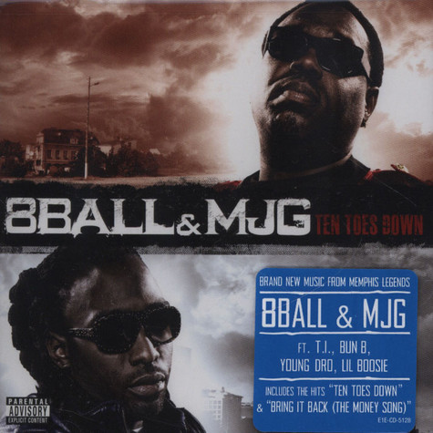 8Ball & MJG - Ten Toes Down