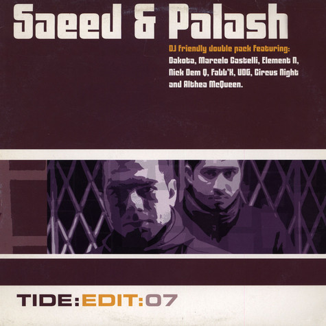 Saeed & Palash - TIDE:EDIT:07
