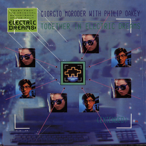 Giorgio Moroder with Philip Oakey - Together In Electric Dreams