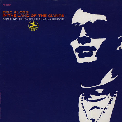 Eric Kloss - In The Land Of The Giants