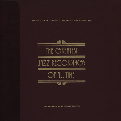 V.A. - The Greatest Jazz Recordings Of All Time - Great Arrangers And Composers