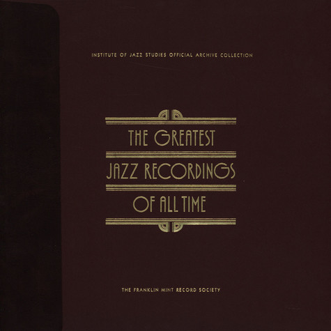 V.A. - The Greatest Jazz Recordings Of All Time - Duke Ellington Great Jazz Classics