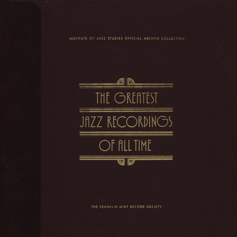 V.A. - The Greatest Jazz Recordings Of All Time - Cool Jazz - Third Stream