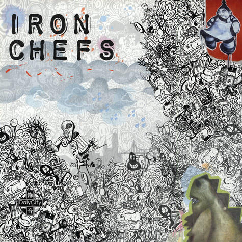V.A. - Iron chefs EP
