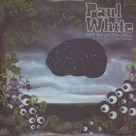 Paul White - Paul White And The Purple Brain
