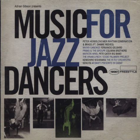 V.A. - Music For Jazz Dancers