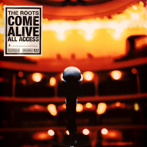 Roots, The - Come alive