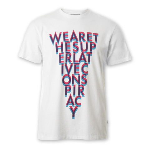 WeSC - We Are Drunk T-Shirt