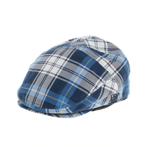 WeSC - East Side Check Hat by New Era