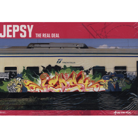 Jepsy - The Real Deal Paperback