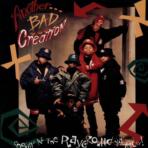 Another Bad Creation - Coolin' At The Playground Ya' Know