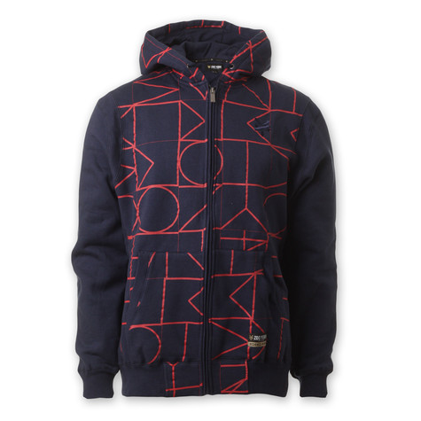 Zoo York - Zootron Zip-Up Hoodie