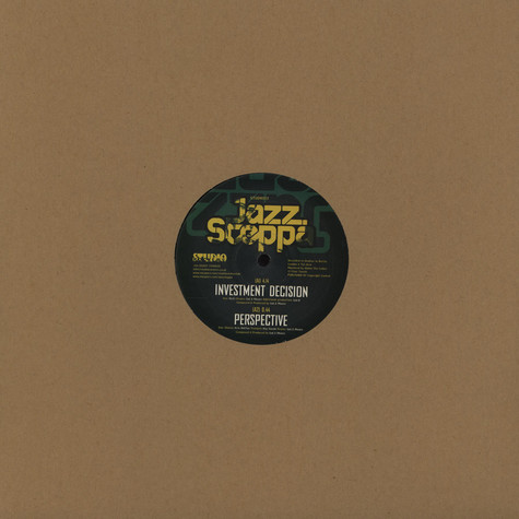 Jazzsteppa - Investment Decision