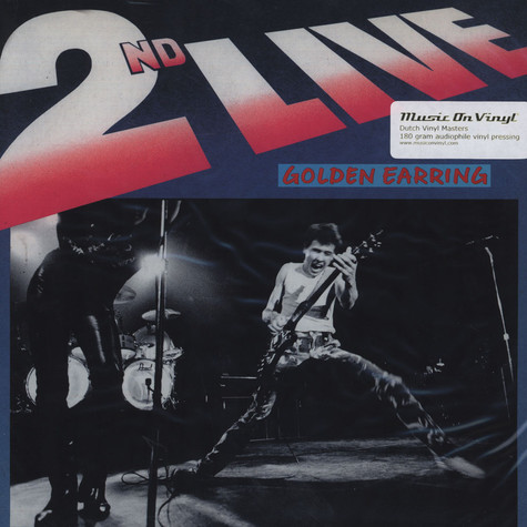 Golden Earring - 2Nd Live