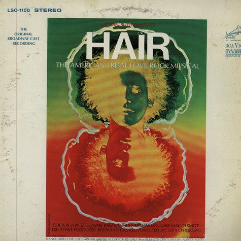 Galt Mc Dermont - OST Hair