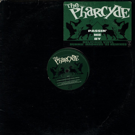 Pharcyde, The / Masta Ace Incorporated - Summa' Madness '93 Remixes